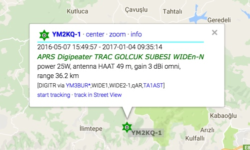 aprs-digipeater